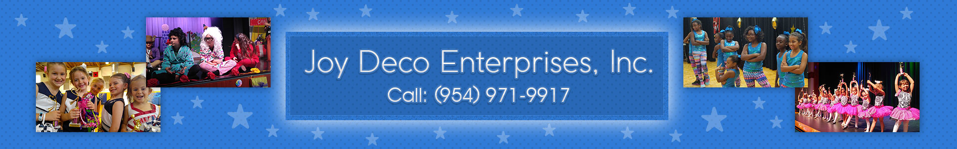 Joy Deco Enterprises, Inc.